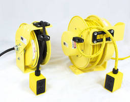 K&H Industries Offers Industrial Grade Retractable Power Cord Reels with Custom Configuration
