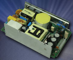Medical and ITE Power Supplies come in 3 x 5 x 1.5 in. package.
