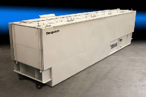 Despatch Industries Builds Custom, High Temperature Oven for Petroleum Industry