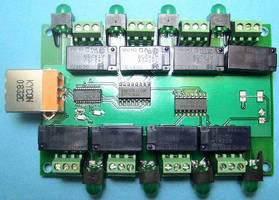 USB Relay Module uses LEDs to indicate state.