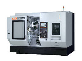 Mazak HYPER QUADREX 200MSY Showcases High-Volume Part Production at PMTS 2011