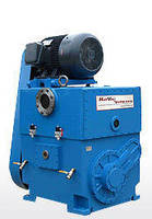 Rotary Piston Vacuum Pump provides1,280 cfm displacement.