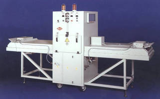 Sheet Molding Compound Preheater is effective for thick bosses and structures.