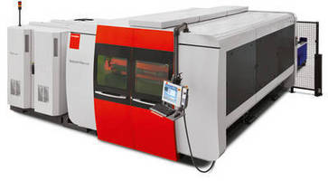 Fiber Laser Cutting Machine delivers power and flexibility.