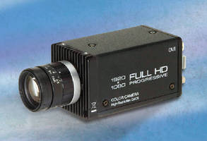 CMOS HD Camera features both DVI-D and USB outputs. .