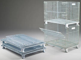 Direct Metals Company Adds New Wire Mesh Container Product Line
