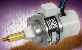 Can-Stack Linear Actuator integrates proximity sensor.