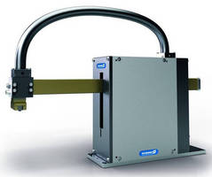 Pick and Place Unit eliminates need to move motor cables.