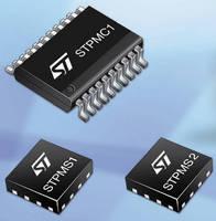 Poly-Phase Metering Chipset enhances modular smart meters.
