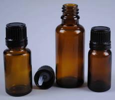 Dropper Bottles help ensure appropriate dosing.