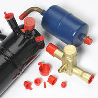 Small Plastic Caps and Plugs Yield Big Value for HVAC Condensers