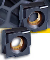 Turning Inserts deliver wear-resistant performance.