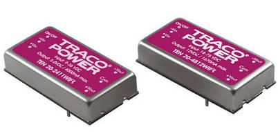 20 Watt DC/DC Converter Module, Ultra Wide 4:1 Input Range in a 2