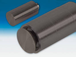 Cylindrical Air Valve is suited for high-speed molding.