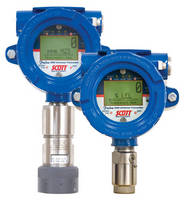 Fixed Gas Detection Transmitter can evolve with facility needs.