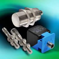 Inductive DC Proximity Sensors