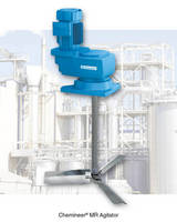 Chemineer® MR Agitators are Engineered for Reliable Performance and Value
