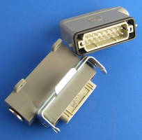 Rectangular Power Connectors are offered with hoods, housings.