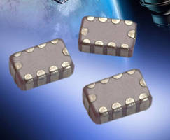 Feedthru Filters address automotive EMI concerns.