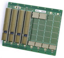 CompactPCI Backplane adheres to PICMG 2.30 specifications.