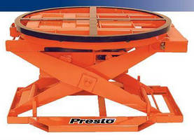 Pallet Positioner ensures nearside loading/unloading access.