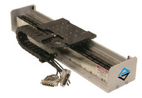 ACT Linear Motor Actuator Offers a High Speed, High Acceleration, Maintenance-Free Alternative to Ball Screws and Belt Drives