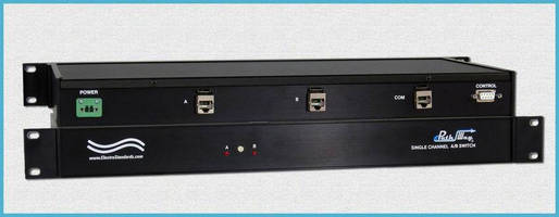 RJ45 A/B Switch is certified for Cat6A compliance.