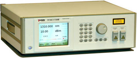 O-Band Tunable Laser combines high power and low noise.
