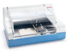 Labware Marking System eliminates illegible hand labeling.