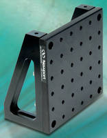 Solid Aluminum Breadboards offer vertical bracket accessories.