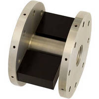 Rotary Torque Transducer uses 2.4 GHz wireless telemetry.