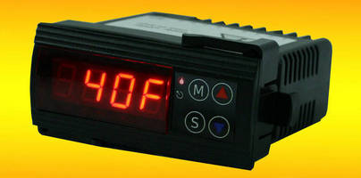 Digital Temperature Controller supports temperatures over 2,000°F.