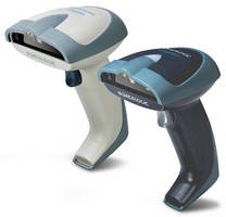 Omnidirectional Area Imager captures 1D and 2D barcodes.