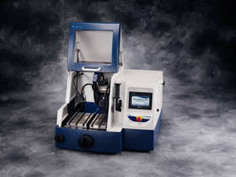 Abrasive Cutter is optimized for sectioning applications.