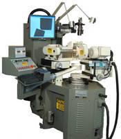 Truing/Dressing Machine handles diamond and CBN wheels.