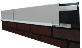 New Snap-On Covers Simplify Fascia Installation