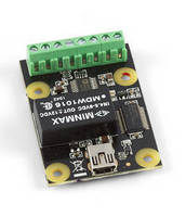 Digital Controller accommodates of 0-10 V devices.