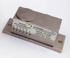 Linear Accelerometers provide measurement while drilling.
