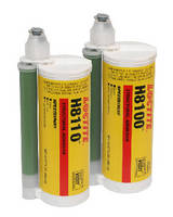 Structural Acrylic Adhesives can replace welds and rivets.