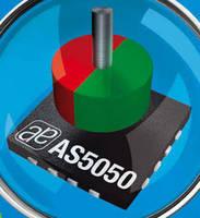 Magnetic Rotary Encoder (10-Bit) conserves battery power.