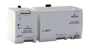 AC-DC Power Supplies offer 94% typical efficiency.