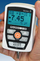 Compact Digital Force Gauges feature wide capacity range.