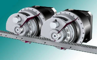 Ultra-Precise Positioning Achieved with Zero-Backlash Rack & Pinion Drive Systems