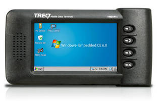 Wireless Mobile Data Terminal complies with EOBR regulations.