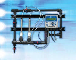 Dechlorination Analyzer requires no chemicals to monitor seawater.