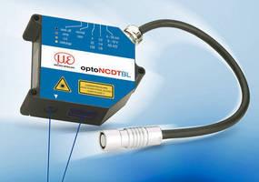 Displacement Sensors utilize blue laser technology.