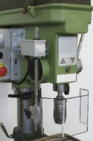 Heavy-Duty Drill Shields are electrically interlocked.