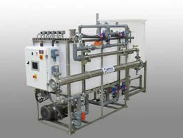 Nanofiltration Membrane System recycle dye penetrant rinse water.