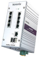 Embedded VPN Routing Computer supports remote networking.