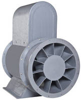 Fiberglass Vaneaxial Fans withstand corrosive environments.
